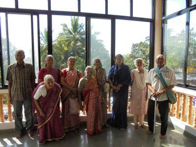 Vanaprasthashram – Home for Senior Citizens