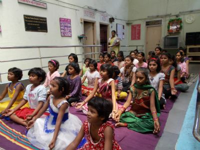 Balikashram- Home for destitute girls