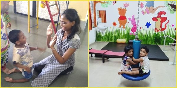 Rehab centre for children with special needs