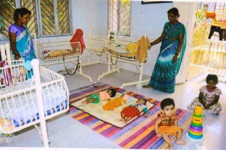 Child Care (Orphanage) and Rehabilitation (Adoption) Centre